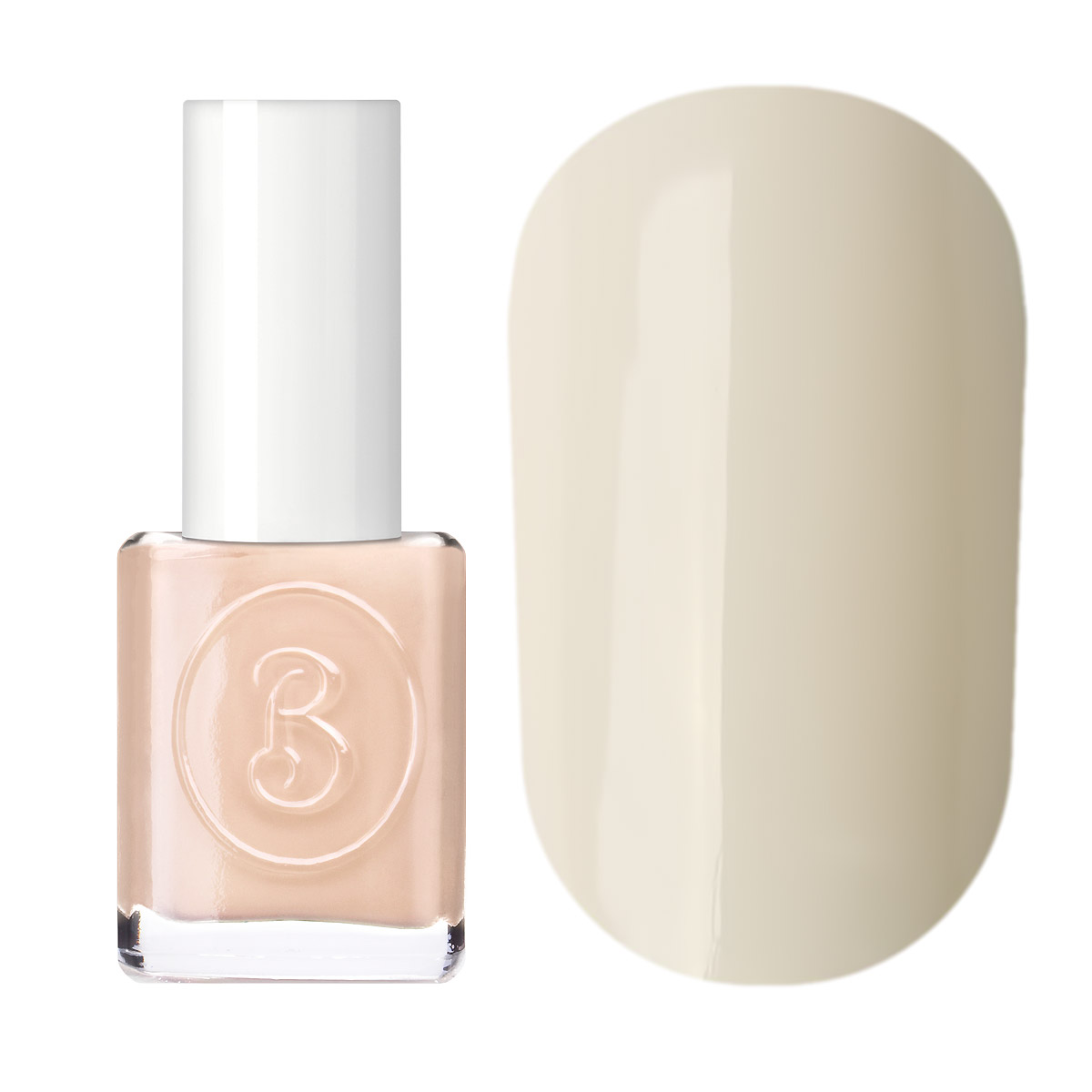 Berenice Oxygen Nail Polish / 35 beige french