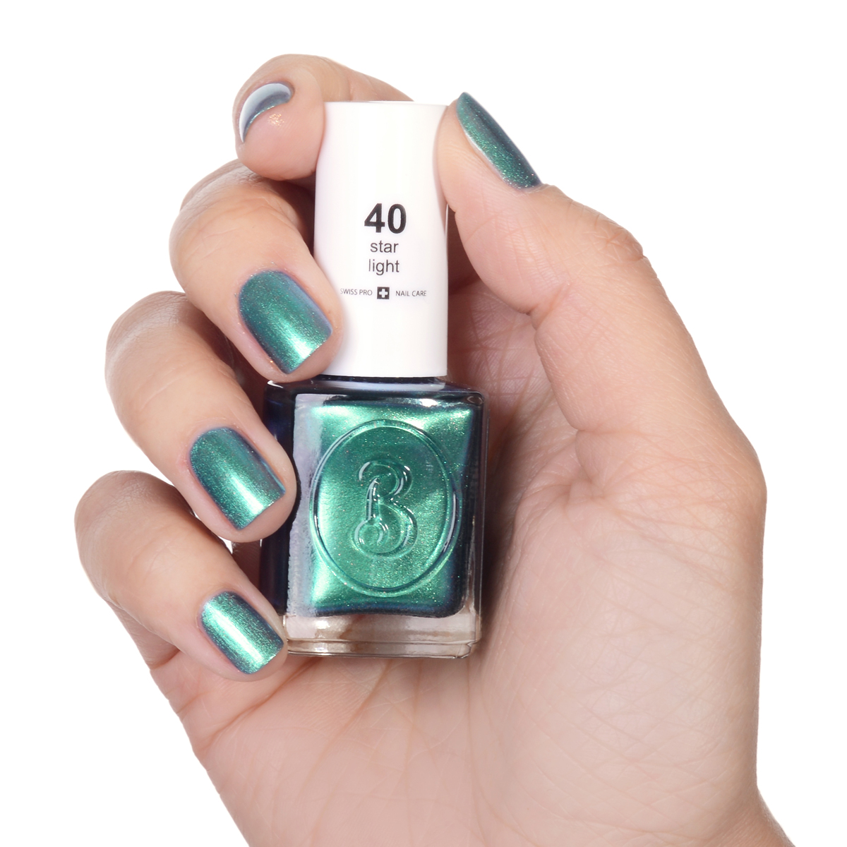 Berenice Oxygen Nail Polish / 40 star light